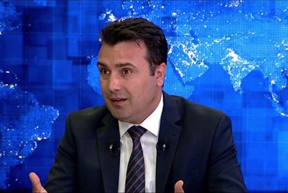Zaev për TV21  Për BDI kam thënë  nuk vlejnë 5 banka   jo për shqiptarët