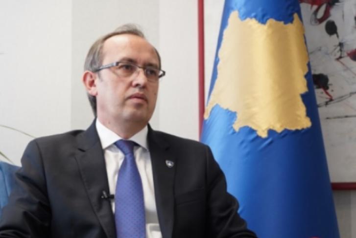 Hoti në  samitin virtual  paraqiti parimet e Kosovës për dialogun me Serbinë