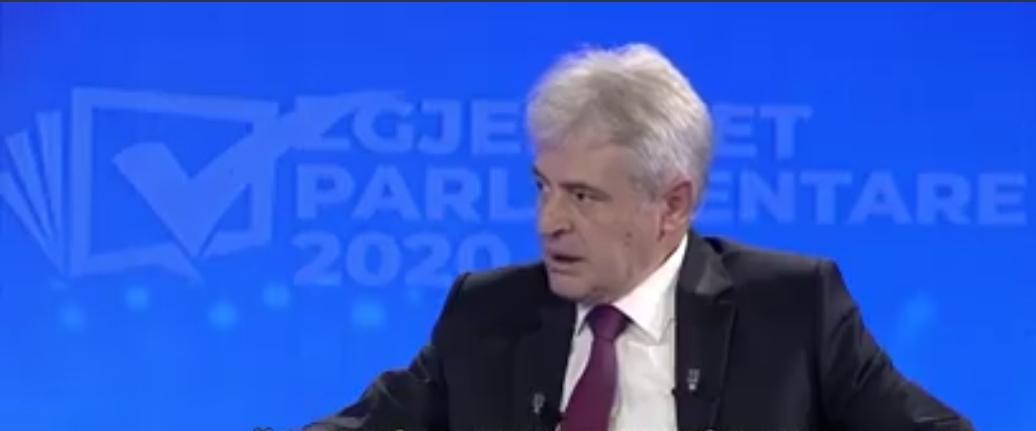 Ahmeti  Nuk mund të bëhet shkëmbimi i deputetëve mes Zaevit e Mickoskit  Kjo është ide e rrezikshme